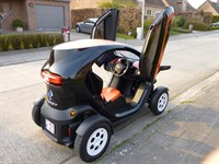 The Renault Twizy. Fun, Fun!